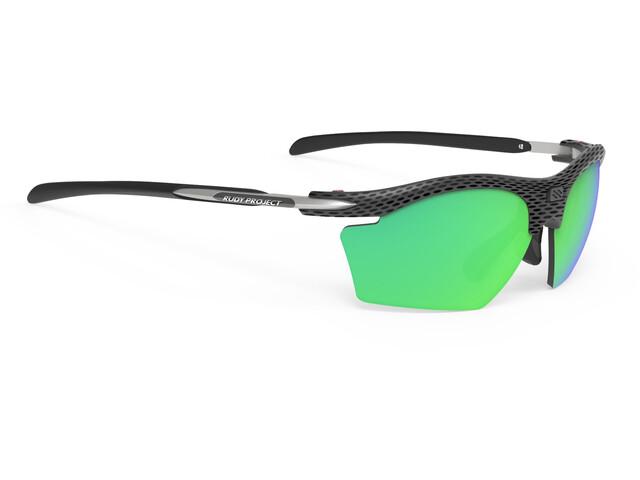 Rudy Project Rydon Slim Lunettes, carbon/polar3FX HDR multilaser green